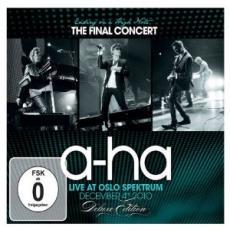 CD / A-HA / Ending Of A High Note / Final Concert