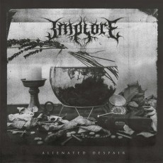 CD / Implore / Alienated Despair / Digisleeve