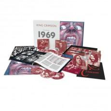 CD / King Crimson / In The Court Of The Crimson King / 20CD+4BRD+2DVD