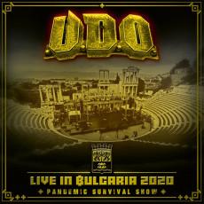 DVD/2CD / U.D.O. / Live In Bulgaria 2020 / DVD+2CD / Digipack
