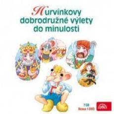 7CD / Hurvínek / Hurvínkovy dobrodružné výlety do mi.. / 7CD+DVD