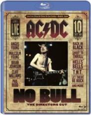 Blu-Ray / AC/DC / No Bull / Live From Plaza De Toros,Madrid / Blu-Ray