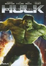 DVD / FILM / Neuvěřitelný Hulk / 2008