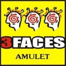 CD / 3 Faces / Amulet