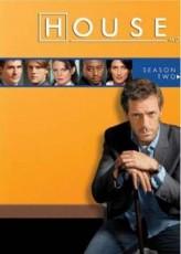 6DVD / FILM / Dr.House:2.série / 6DVD