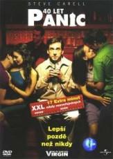 DVD / FILM / 40 let panic