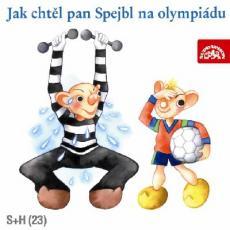 CD / Hurvínek / Jak chtěl pan Spejbl na olympiádu