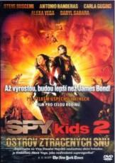 DVD / FILM / Spy Kids 2:Ostrov ztracených snů