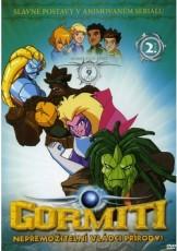 DVD / FILM / Gormiti 2.díl / 1.série
