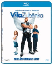 Blu-Ray / Blu-ray film /  Víla Zuběnka / Tooth Fairy / Blu-Ray Disc