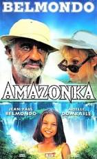 DVD / FILM / Amazonka / Amazone / Belmondo