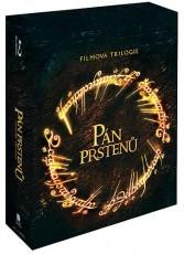 Blu-Ray / Blu-ray film /  Pán prstenů:Trilogie / Kolekce / 3Blu-Ray Disc