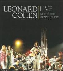 CD/DVD / Cohen Leonard / Live At Isle Of Wight 1970 / DVD+CD / CD Box