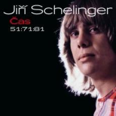 3CD / Schelinger Jiří / Čas 51:71:81 / Zlatá kolekce / 3CD / Digipack