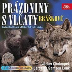 CD / Bráškové / Prázdniny s vlčaty / Další písničky a příběhy...