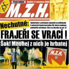CD / MZH / Frajeři se vrací