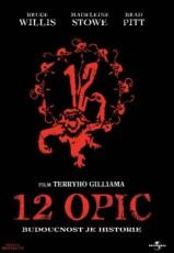 DVD / FILM / 12 Opic / 12 Monkeys
