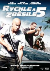 DVD / FILM / Rychle a zběsile 5 / Fast Five