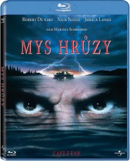 Blu-Ray / Blu-ray film /  Mys hrůzy / Cape Fear / 1991 / Blu-Ray