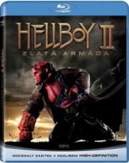Blu-Ray / Blu-ray film /  Hellboy 2:Zlatá armáda / Blu-Ray