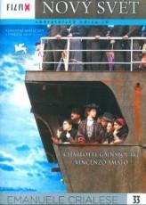 DVD / FILM / Nový svět / Golden Door