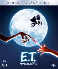 Blu-Ray / Blu-ray film /  E.T.Mimozemšťan / Blu-Ray