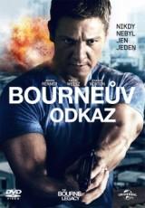 DVD / FILM / Bourneův odkaz / The Bourne Legacy