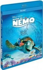 Blu-Ray / Blu-ray film /  Hledá se Nemo / Finding Nemo / Blu-Ray