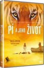 DVD / FILM / Pí a jeho život