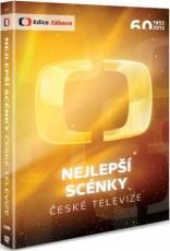 4DVD / HUMOR / Nejlepší scénky České televize / 4DVD