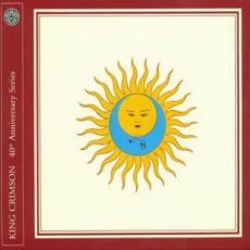 CD/DVD / King Crimson / Larks' Tongues In Aspic / 40Th Anniversary / CD+DVD