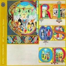 CD/DVD / King Crimson / Lizard / 40th Anniversary / CD+DVD