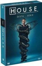 5DVD / FILM / Dr.House:6.série / 5DVD