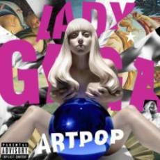 CD / Lady Gaga / Artpop