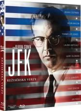 Blu-Ray / Blu-ray film /  JFK / Režisérská verze / Blu-Ray