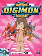DVD / FILM / Digimon 1.série / Epizody 17-22