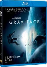 Blu-Ray / Blu-ray film /  Gravitace / Gravity / Blu-Ray