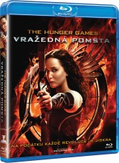 Blu-Ray / Blu-ray film /  Hunger Games 2:Vražedná pomsta / Blu-Ray