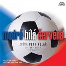 CD / Kolář Petr / Modrá,bílá,červená / CDs