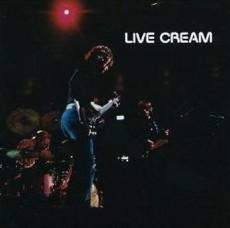 CD / Cream / Live Cream 1