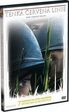 DVD / FILM / Tenká červená linie / Thin Red Line / Dabing