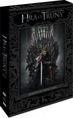 5DVD / FILM / Hra o trůny 1.série / Game Of Thrones / Viva / 5DVD