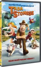 DVD / FILM / Neuvěřitelná dobrodružství Tada Stonese