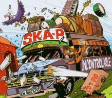 CD/DVD / Ska-P / Incontrolable / CD+DVD