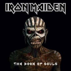 2CD / Iron Maiden / Book Of Souls / 2CD