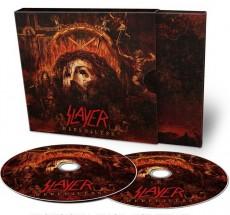 CD/BRD / Slayer / Repentless / Digipack / CD+Blu-Ray