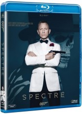 Blu-Ray / Blu-ray film /  James Bond 007:Spectre / Blu-Ray