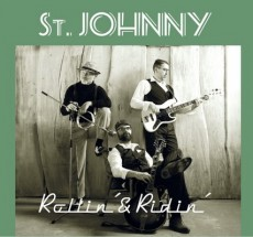 CD / St.Johnny / Rollin'& Ridin' / Digipack
