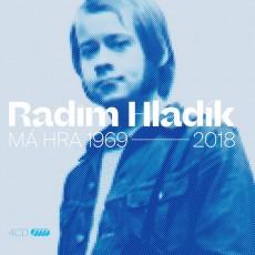 4CD / Hladík Radim / Má hra 1969-2018 / 4CD