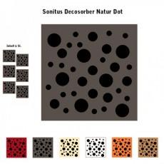 HIFI / HIFI / Absorpční panel Sonitus:Decosorber Natur Dot 8 / 6ks